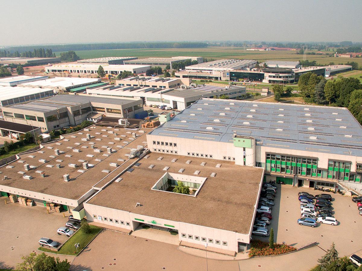 SIT S.P.A sede di Cusago (MI)